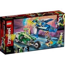 LEGO Ninjago Jay & Lloyd's Velocity Racers (71709)