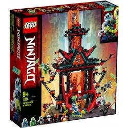 LEGO NINJAGO TEMPLE OF MADNESS (71712)
