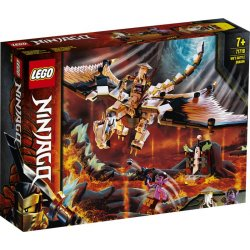 LEGO NINJAGO WU'S BATTLE DRAGON (71718)