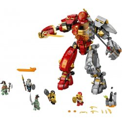 LEGO NINJAGO FIRE STONE MECH (71720)