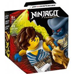 LEGO NINJAGO EPIC BATTLE SET- JAY VS SERPENTINE (71732)