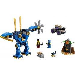 LEGO NINJAGO JAY'S ELECTRO MECH (71740)
