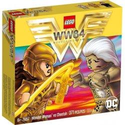 LEGO SUPER HEROES WONDER WOMEN VS. CHEETAN (76157)