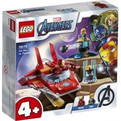 LEGO SUPER HEROES IRON MAN VS THANOS (76170)