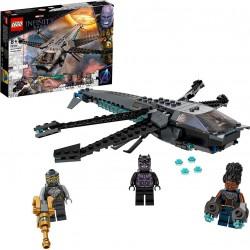 LEGO SUPER HEROES MARVEL DRAGON FLYER ΤΟΥ ΜΑΥΡΟΥ ΠΑΝΘΗΡΑ  (76186)