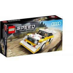 LEGO Speed Champions Audi Sport Quattro S1 (76897)