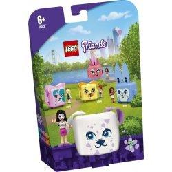 LEGO FRIENDS EMMA'S DALMATIAN CUBE (41663)