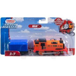 THOMAS Μηχανοκίνητα Τρένα με Βαγόνι (BMK87)