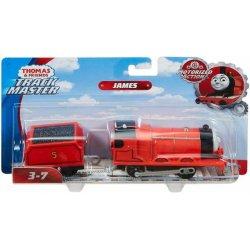 THOMAS Μηχανοκίνητα Τρένα με Βαγόνι JAMES (BML08)