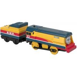 THOMAS Μηχανοκίνητα Τρένα με Βαγόνι REBECCA (GDV30)