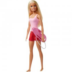 Barbie Καριέρας Ναυαγοσώστρια (GGC10)