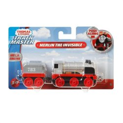 Thomas Τρενάκια Με Βαγόνι Merlin The Invisible (FXX26)