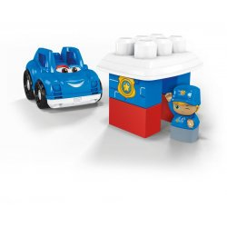 Mega Bloks Αστυνομικό Όχημα (GCX08)