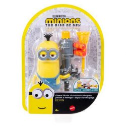 MINIONS THE RISE OF GRU FIGURES KEVIN (GMD91)