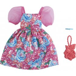 BARBIE ΒΡΑΑΔΙΝΑ ΣΥΝΟΛΑ  Φορεμα με λουλουδια (GRC00)