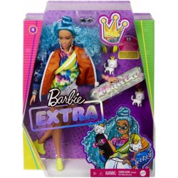 BARBIE EXTRA - Blue Curly Hair (GRN30)