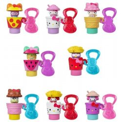 Hello Kitty Mini Σφραγιδούλες 1Τμχ (GVB10)