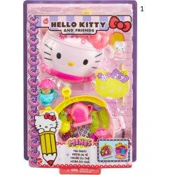 Hello Kitty Σετ Με Σημειωματάριο TEA PARTY (GVB31)
