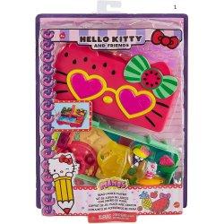 Hello Kitty Κασετίνα & Σετ Παιχνιδιού (GVC39)