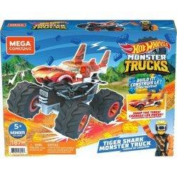 Hot Wheels Monster Trucks Οχήματα  Tiger Shark (GVM26)