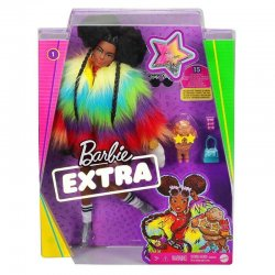 Barbie Extra - Rainbow Coat (GVR04)