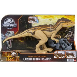 JURASSIC WORLD MEGA DESTROYERS CARCHARODONTOSAURUS (HBX39)