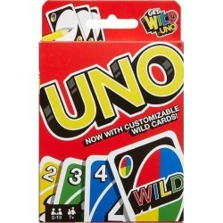 Uno Card Game (W2087)