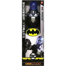 DC BATMAN MISSIONS MR. FREEZE (FVM69)