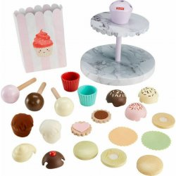FISHER PRICE ΖΑΧΑΡΟΠΛΑΣΤΕΙΟ CAKE POP SHOP (GGT65)