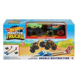 Hot Wheels Σετ Παιχνιδιού Monster Trucks 3 σε 1 (GCY80)