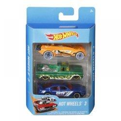Hot Wheels Αυτοκίνητακια Σετ Των 3 (K5904)