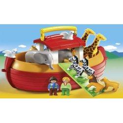 Playmobil 1.2.3 Η Κιβωτός Του Νώε 1.2.3 (6765)