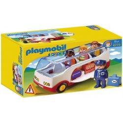 Playmobil 1.2.3 Πούλμαν (6773)