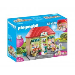 PLAYMOBIL MY PRETTY PLAY-FLOWERSHOP (70016)