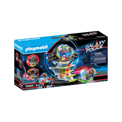 PLAYMOBIL SPACE ΘΗΣΑΥΡΟΦΥΛΑΚΙΟ (70022)