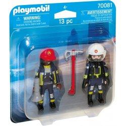 Playmobil Πυροσβέστες ΕΜΑΚ (70081)