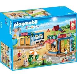Playmobil - Μεγάλο Οργανωμένο Camping (70087)