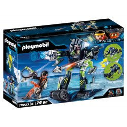PLAYMOBIL Ice Robot των Arctic Rebels (70233)