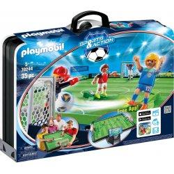 Playmobil Γήπεδο Ποδοσφαίρου Βαλιτσάκι(70244)