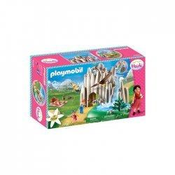 Playmobil Χάιντι Πέτερ και Κλάρα Στην Κρυστάλλινη Λίμνη(70254)