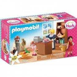 Playmobil Το Μπακάλικο Της Οικογένειας Κέλλερ(70257)