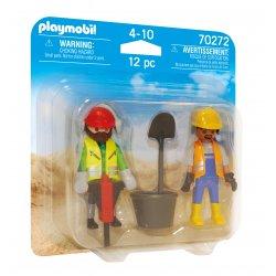 PLAYMOBIL Εργάτες οικοδομών (70272)