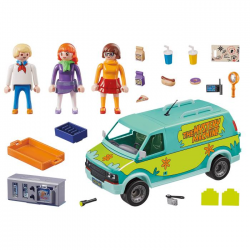 PLAYMOBIL BAN MYSTERY MACHINE (70286)