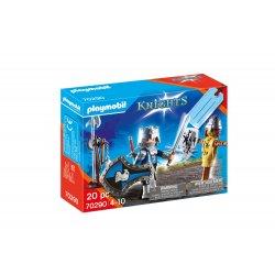 PLAYMOBIL Gift Set Ιππότης με πανοπλία (70290)