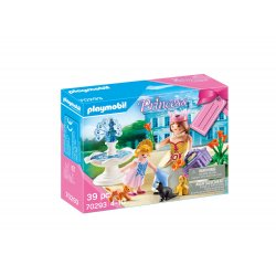 PLAYMOBIL Gift Set Βόλτα στον πριγκιπικό κήπο (70293)