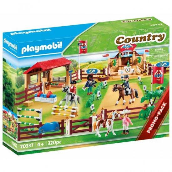 Playmobil Μεγάλοι Ιππικοί Αγώνες(70337)