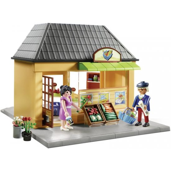 PLAYMOBIL MY PRETTY PLAY-MINI MARKET (70375)