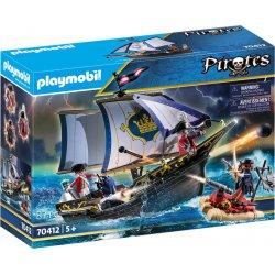 Playmobil Πλοιάριο Λιμενοφυλάκων (70412)
