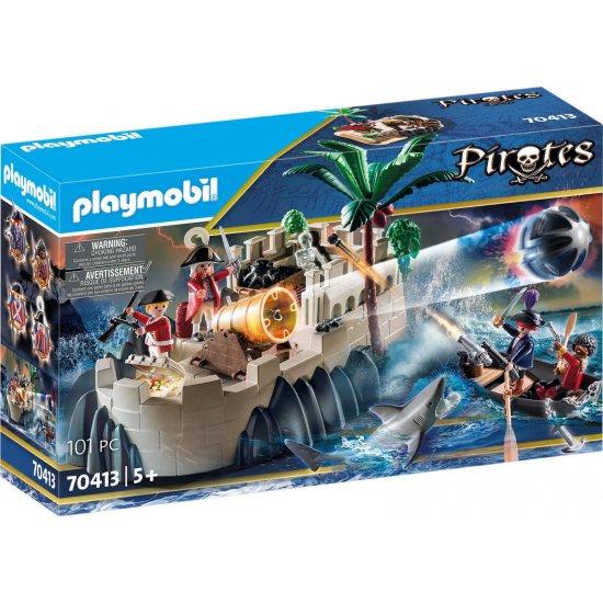 Playmobil  Μικρό Οχυρό Λιμενοφυλάκων(70413)