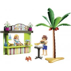 PLAYMOBIL BEACH BAR (70437)